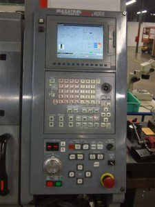 Mazak Quick Turn Nexus 100 CNC Lathe 05
